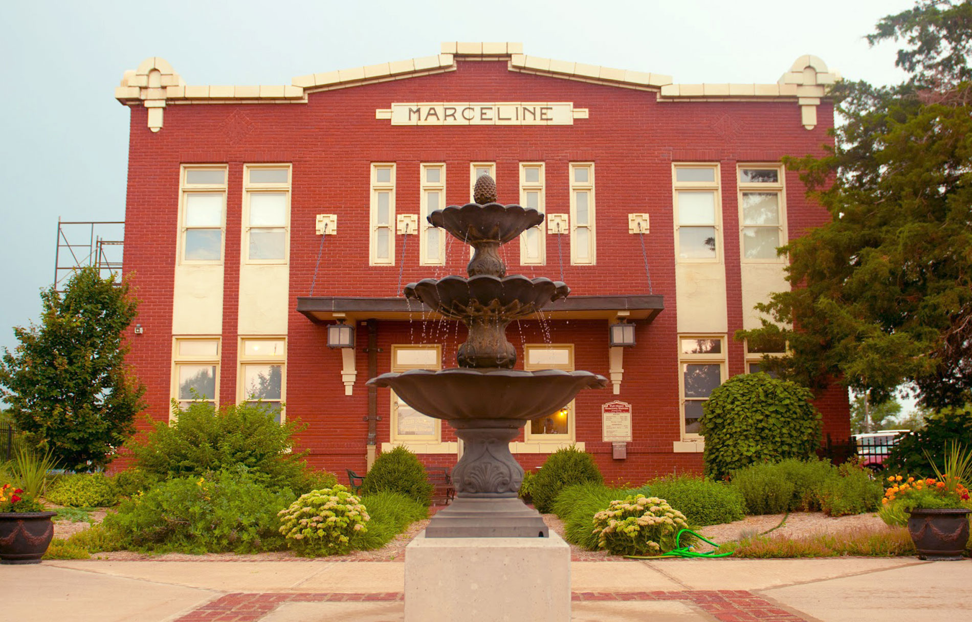 Marceline Train Depot - Walt Disney Hometown Museum